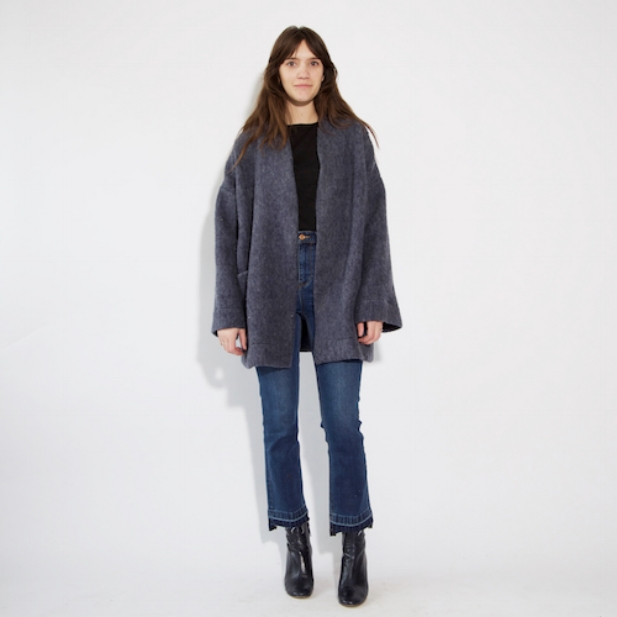 Issa Sweater Kimono ($245)