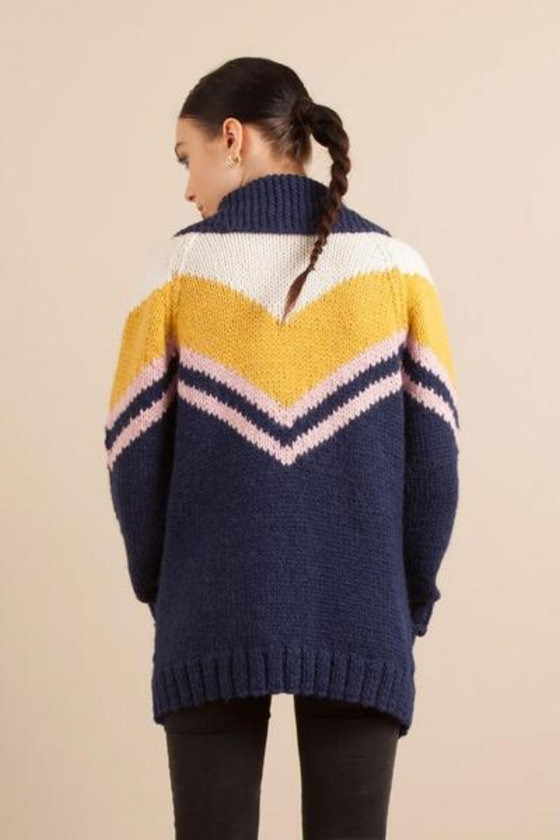 Zion Sweater ($396)