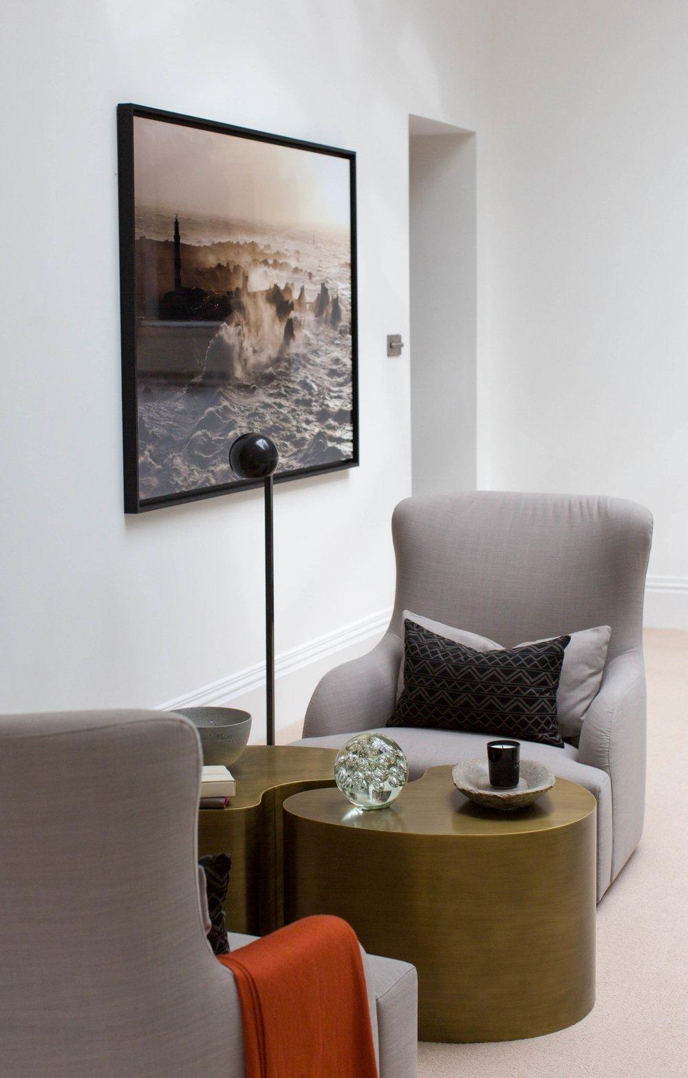 Lissi London Interior DesignSTUDY