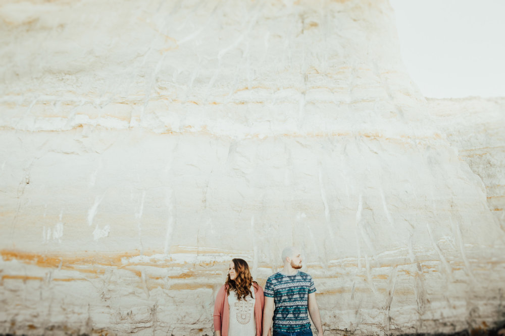 Megan + Casen - Engagements