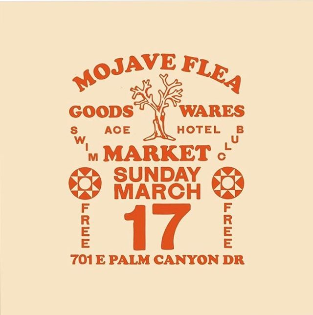 Happy Friday, babes!!! Looking for the perfect spot to spend your sunny Palm Springs Sunday?! We'll be popping up at @mojaveflea with all kind of fabulous bits and baubles from @palmspringsstyle the shop! Hope to see you there! ☀️🕺🏻 . . . . #palmsprings #psiloveyou #makersgonnamake #market #popupshop #shoplocal #happyfriday #womenrunbusiness #boss #cochella #ace #weekend #weekendvibes #fleamarket