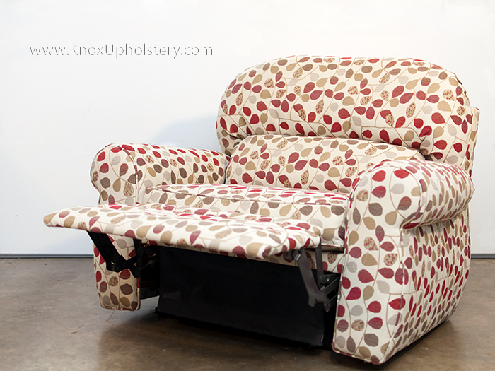 Reclining Arm Chair and a half