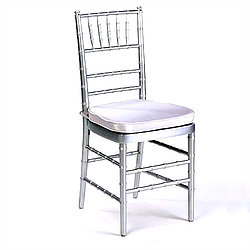 Silver Chavari Chair   Call to Reserve