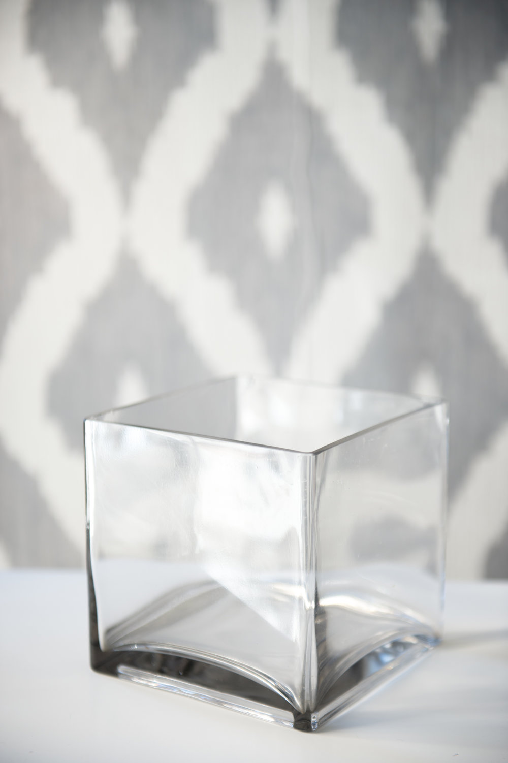Short Rectangle Vase   Reserve Now