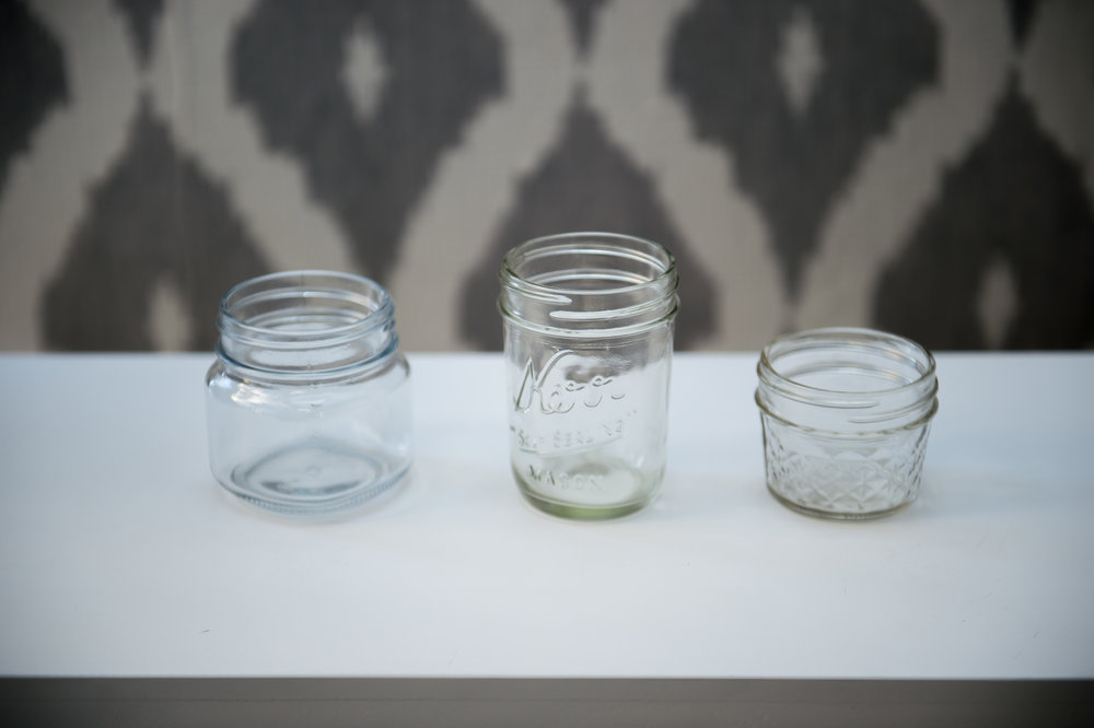 Mini Mason Jars   Reserve Now