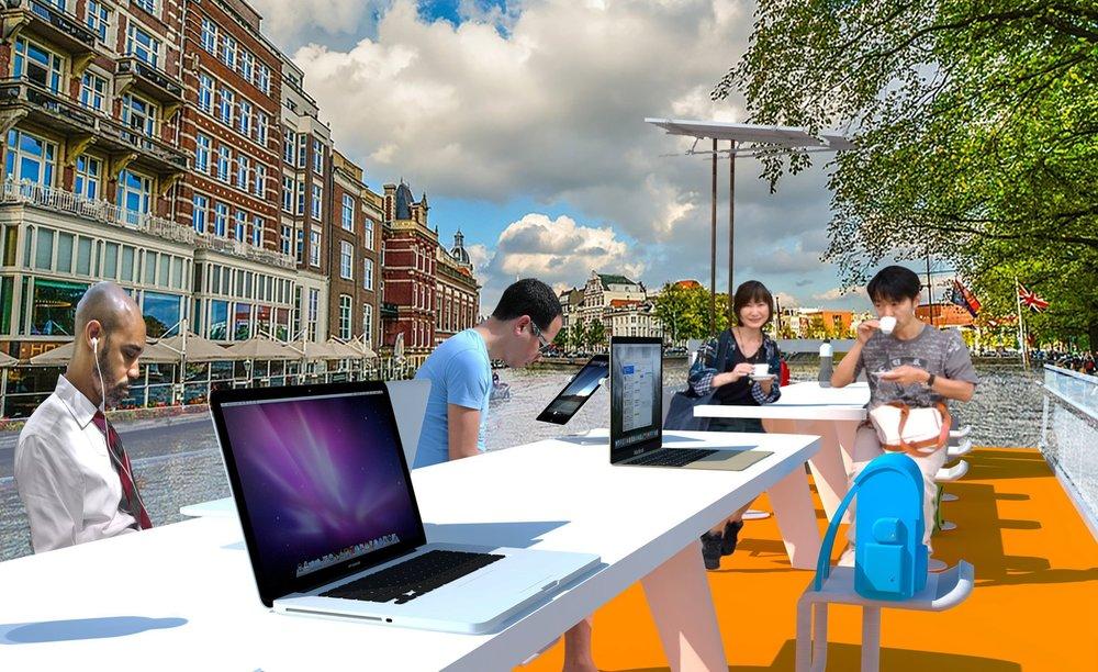 Meet - Work Space