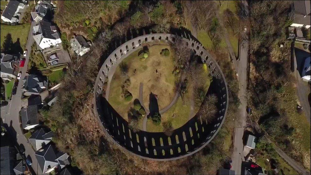 McCaig's Tower - Oban