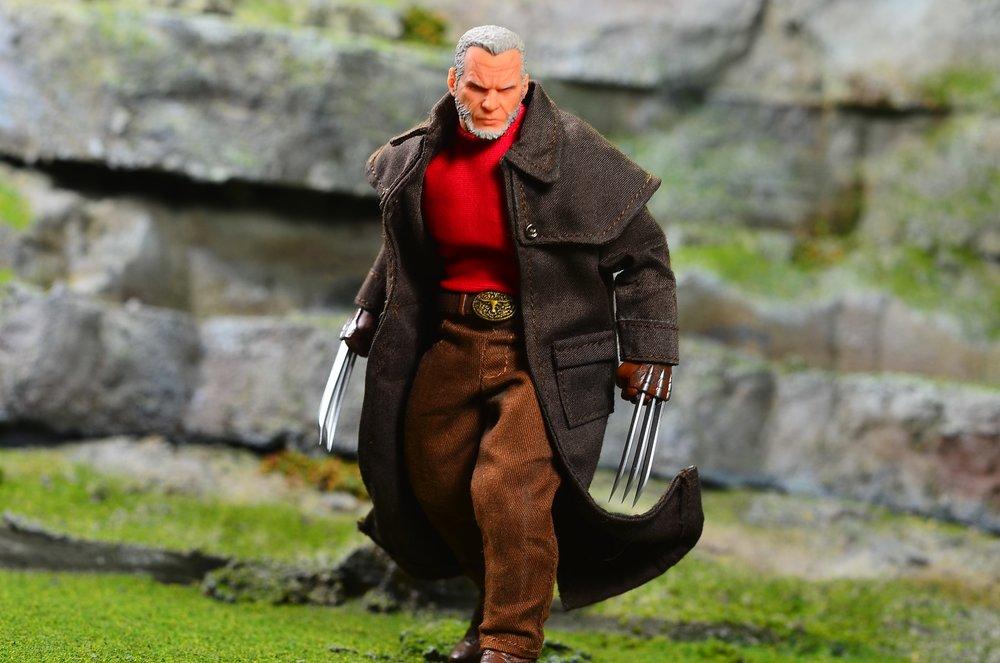 """Wasteland Logan"" - I called this"