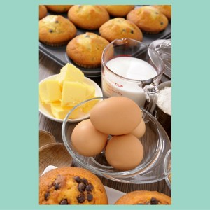 eggs-butter-milk-muffins