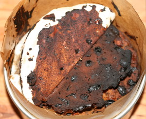 burned-christmas-cake-baking-fail