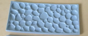 cobble-stone-fondant-impression-mat