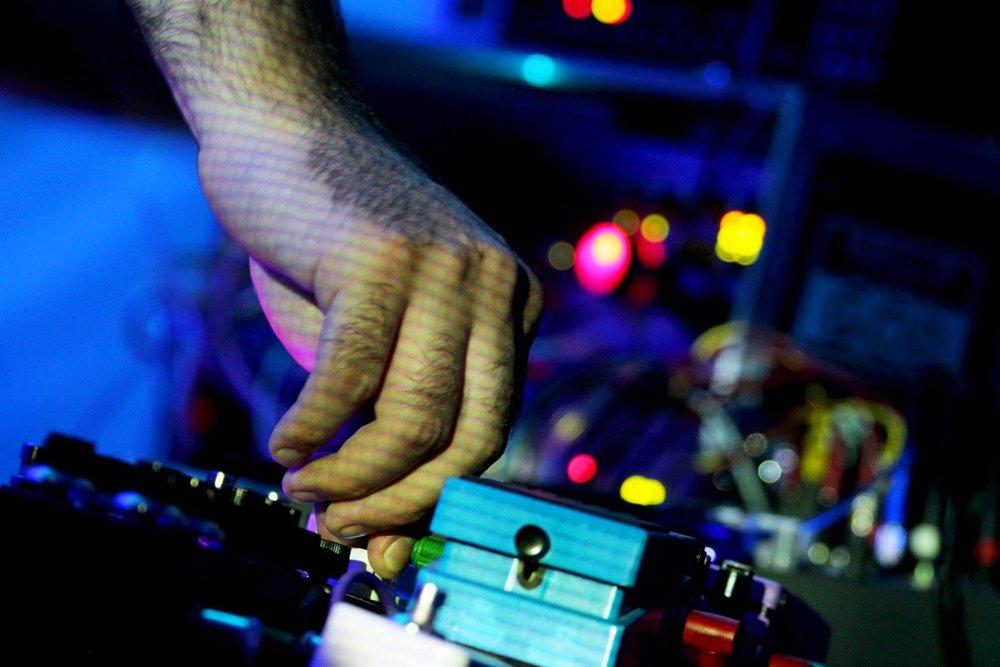 Plyci's hand