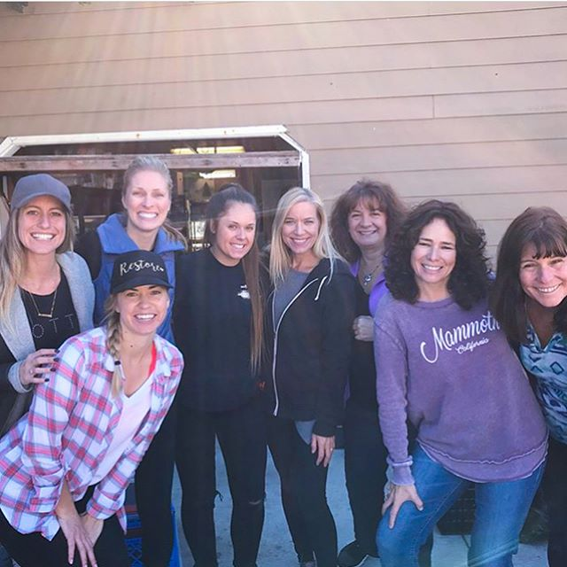Thanks to @grandmashouseofhope for letting us serve you this past Saturday! This amazing organization provides shelter & rehabilitation for women in need, and the closet on-site that we helped clean and organize provides clothing, toiletries, cleaning supplies and so much more that offer the necessities needed to live & rebuild their lives! A big thank you to all the women who served with us!!! . . #GraceUponGrace #Volunteer #GiveBack #Outreach #ClosetCleanout