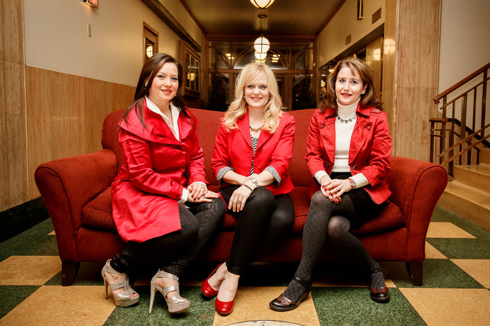 From the Go Red for Women 2015 Campaign