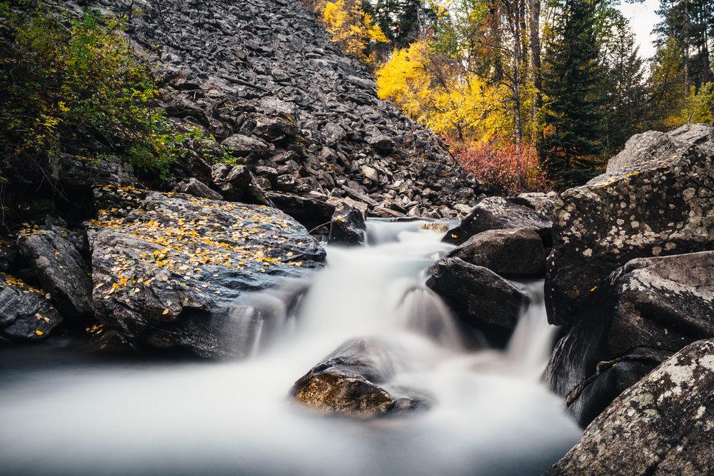 Autumn Flow 1 (8x10)
