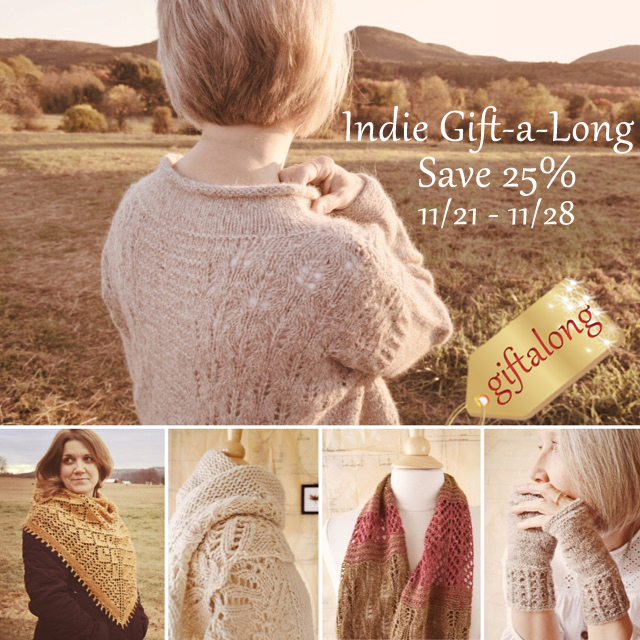 Indie Gift-a-Long Sale