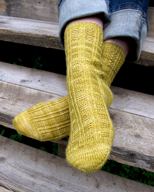 Couplet Socks