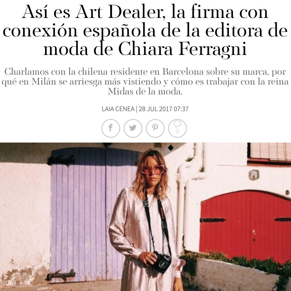 S MODA - EL PAIS (SPAIN)