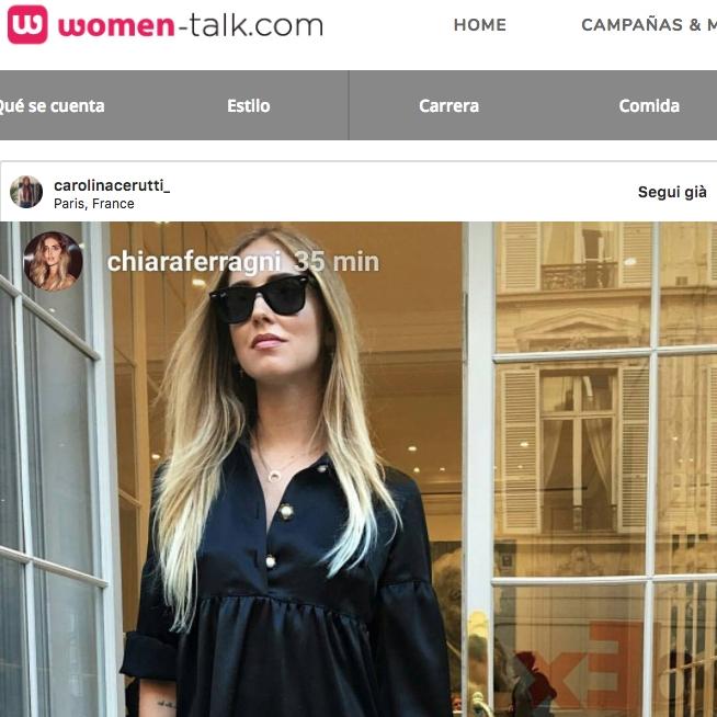 WOMEN TALK CHILE