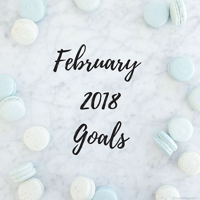 GOALS ON GOALS ON GOALS. february is in full swing, which means it's time for a goal check over on the blog -- and a FREE printable for y'all to track your own progress on any goal you choose!! link in bio 💙 . . . #lifestyle #lifestyleblog #lifestyleblogger #style #styleblogger #styleblog #goals #organization #lifecoach #getyourlifetogether #bulletjournal #bujo #bulletjournaling #printable #progress