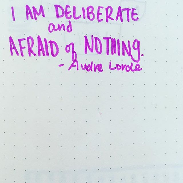just some affirmations tonight 💕 . . . #lifestyle #lifestyleblog #lifestyleblogger #style #styleblog #styleblogger #fashion #fashionblog #fashionblogger #organization #affirmations #audrelorde #poetry #miraclemorning #miracleevening #bulletjournal #bujo #bulletjournalist #bohoberrytribe