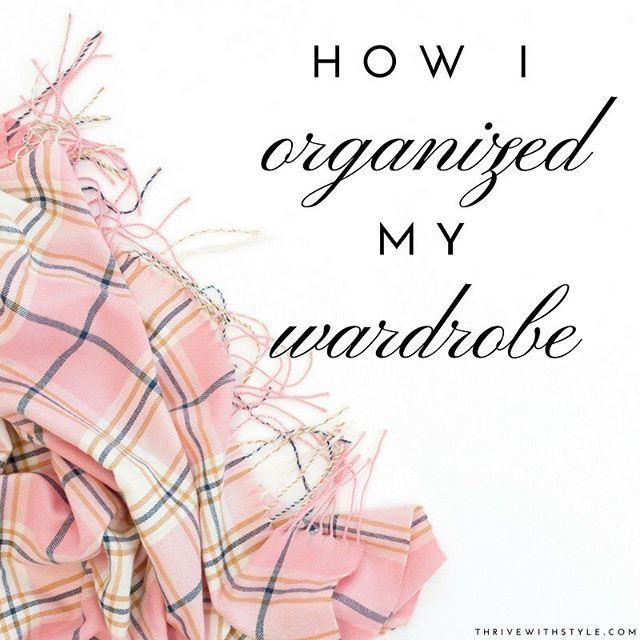 y'all know how much I LOVE TO SHOP.....so it's only right for me to write about how i organized my wardrobe this year!!! . how many of us made a new year's resolution to declutter?! 🙋🏽‍♀️ . link in bio!!! . . . #lifestyle #lifestyleblog #lifestyleblogger #style #styleblog #styleblogger #fashion #fashionblog #fashionblogger #organization #closetorganization