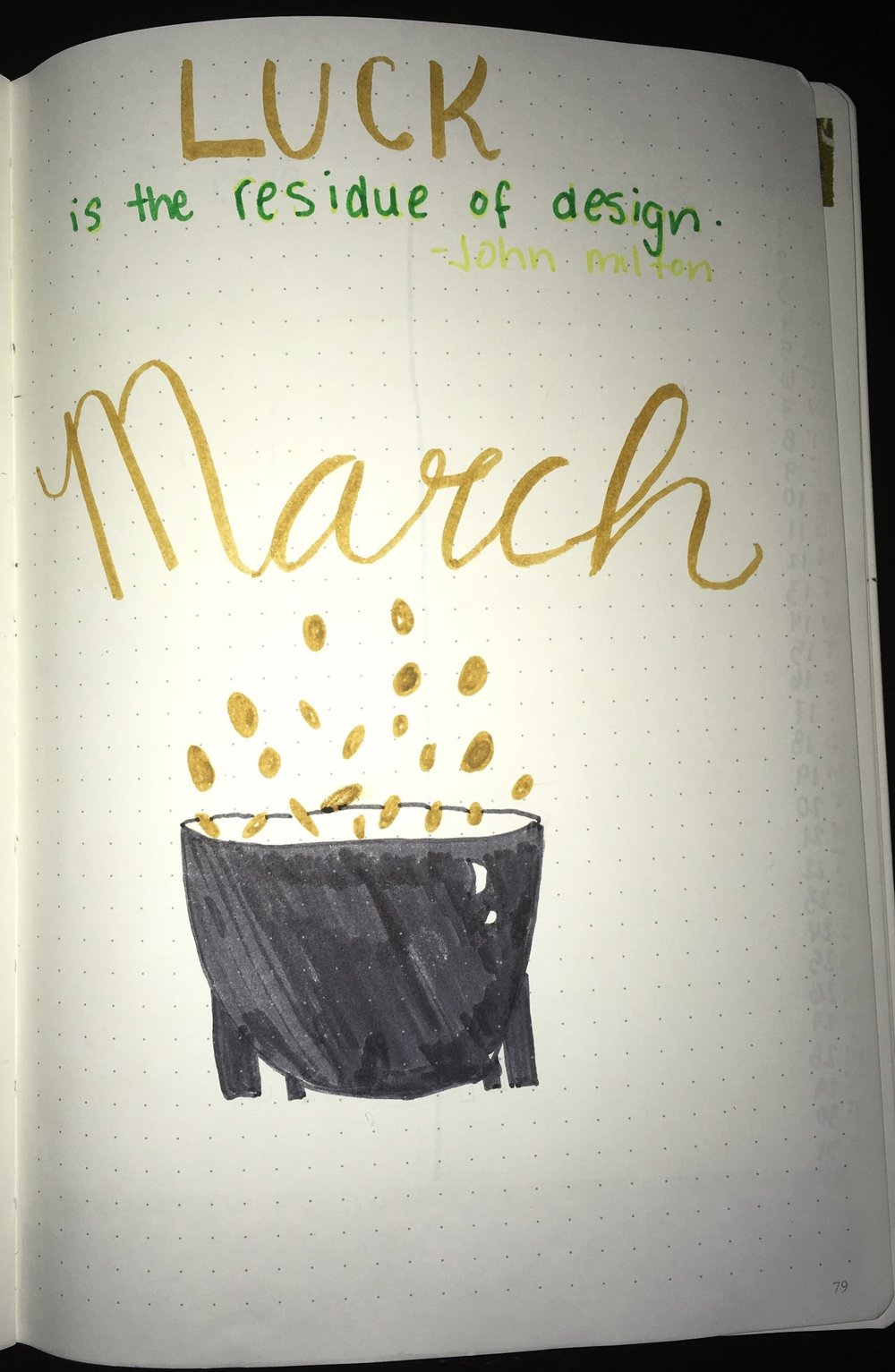 bullet journal march cover page.jpg