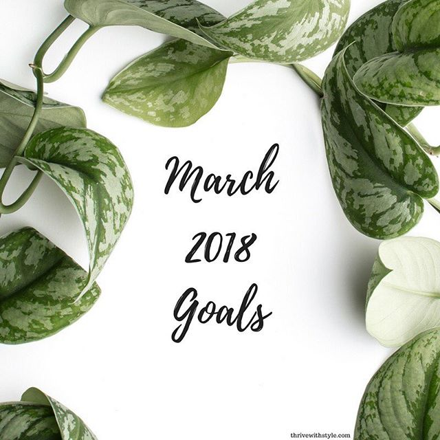 happy happy march, everyone!! i like separating the year into quarters, so as the first quarter draws to a close this month, let's check in on our goals together!!! link in bio🤩 . . . #lifestyle #lifestyleblog #lifestyleblogger #style #styleblog #styleblogger #fashion #fashionblog #fashionblogger #organization #girlboss #getitdone #goals #yby2018