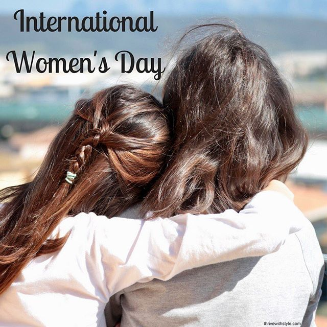 yesterday was #internationalwomensday, so for today's blog post, i'm thanking some of the incredible women in my life. enjoy!!!👭👯‍♀️👩‍👧link in bio. . . . #lifestyle #lifestyleblog #lifestyleblogger #style #styleblog #styleblogger #women #womenempowerment #thefutureisfemale