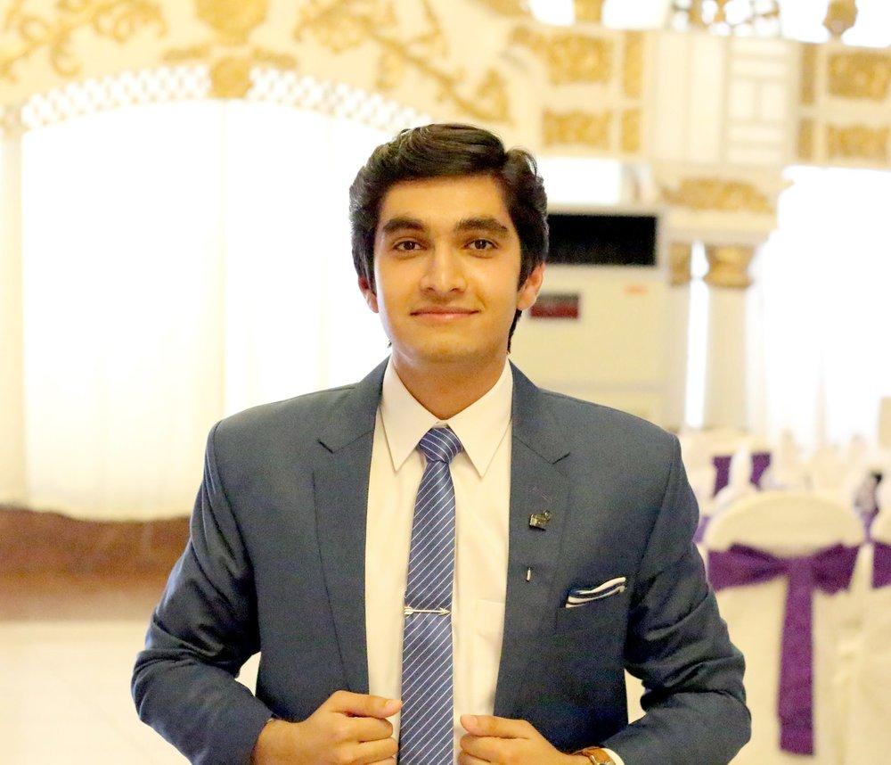 Azadar Hussain -