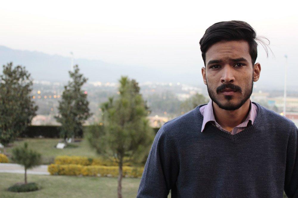 Mohsin Aziz -