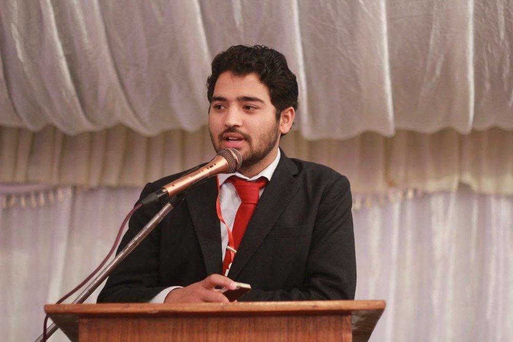 Secretary GeneralMuhammad Areeb -