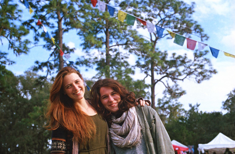 Karen and Summer at the 2013 FL Herbal Conference.