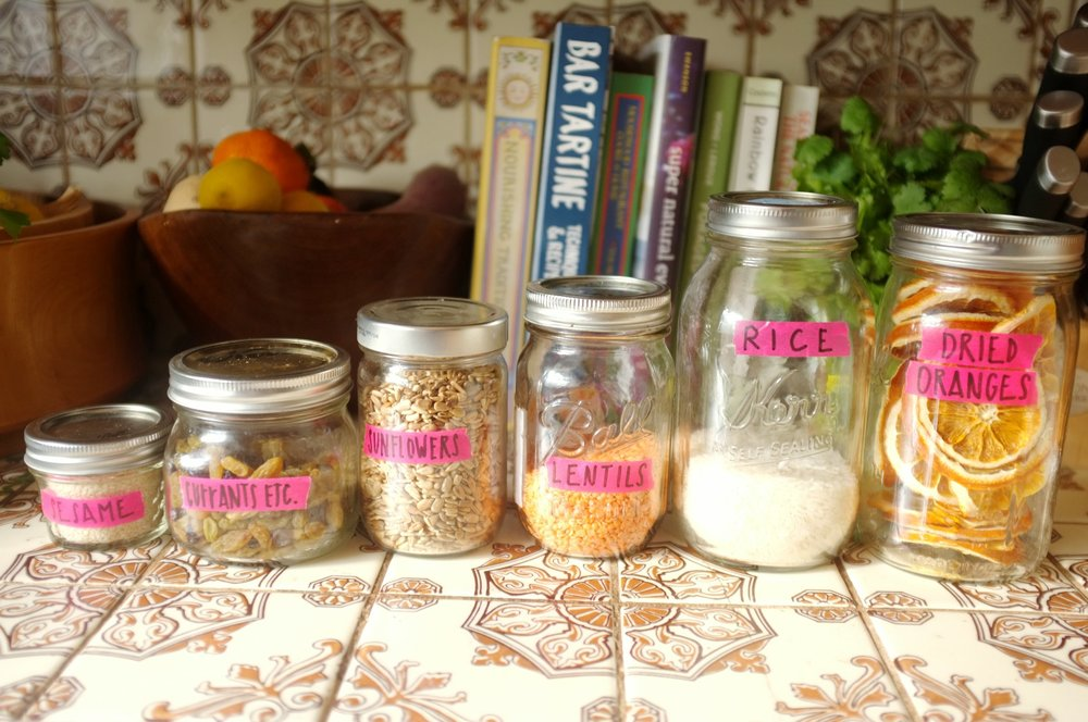 Soaking + Sprouting  - Unlocking Life in Grains + Seeds