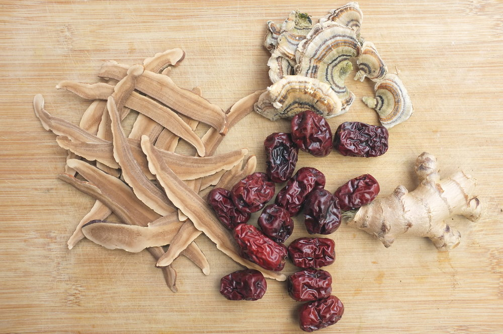 DeCOCTIONS: Roots, BArks, Berries, AND seeds - Extracting medicine from heartier plant parts takes more time and energy, so they need a slow simmer of heat.