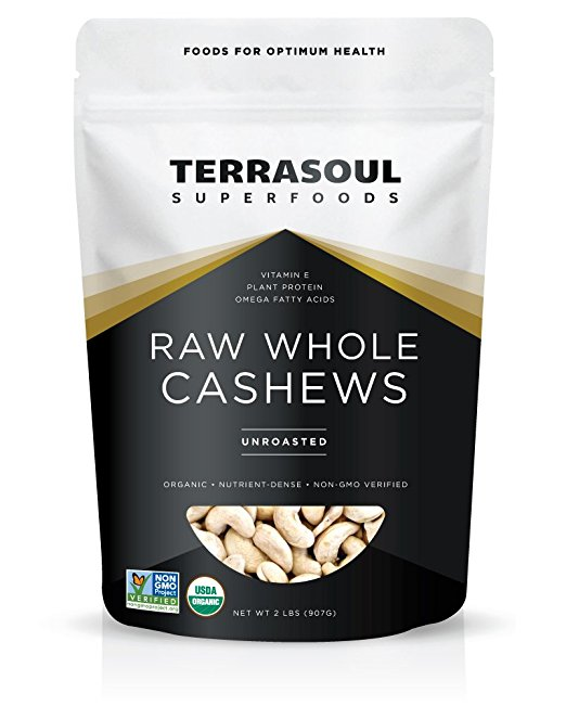 Raw Seeds + Nuts