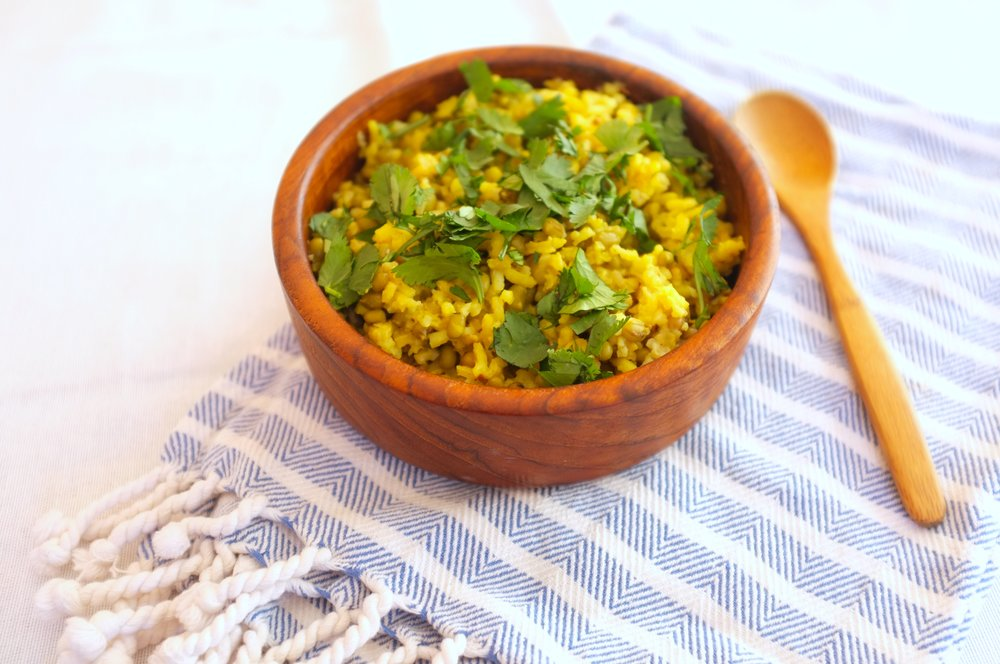 Kitchari: Meals as Medicine From Ayurveda -