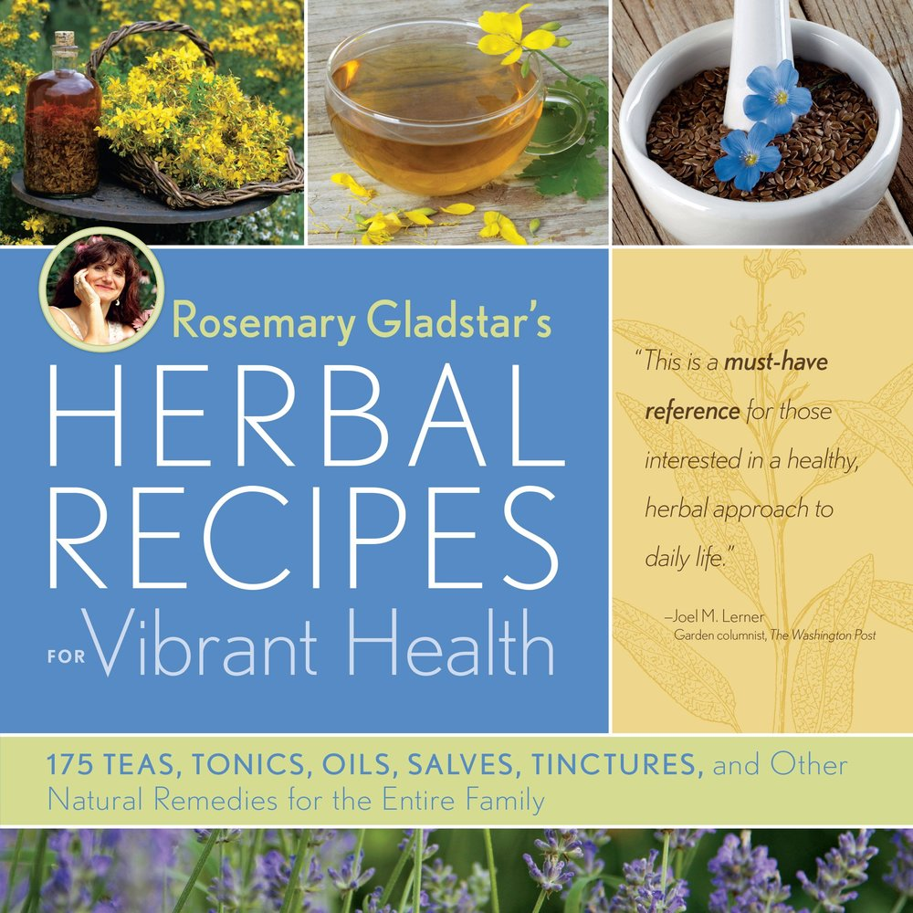 10 Herbal Books for the Home Apothecary — The Kosmic Kitchen