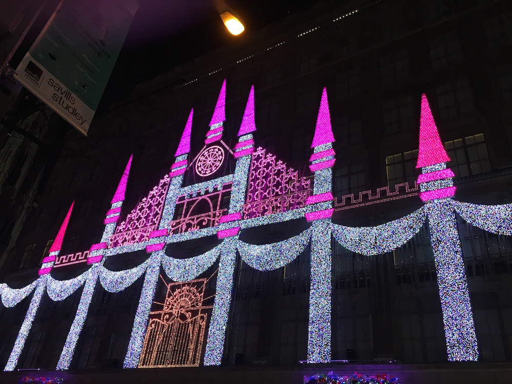 Saks light show.JPG