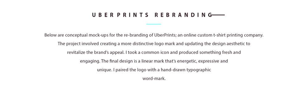 uberprints rebrand tommie lee designs