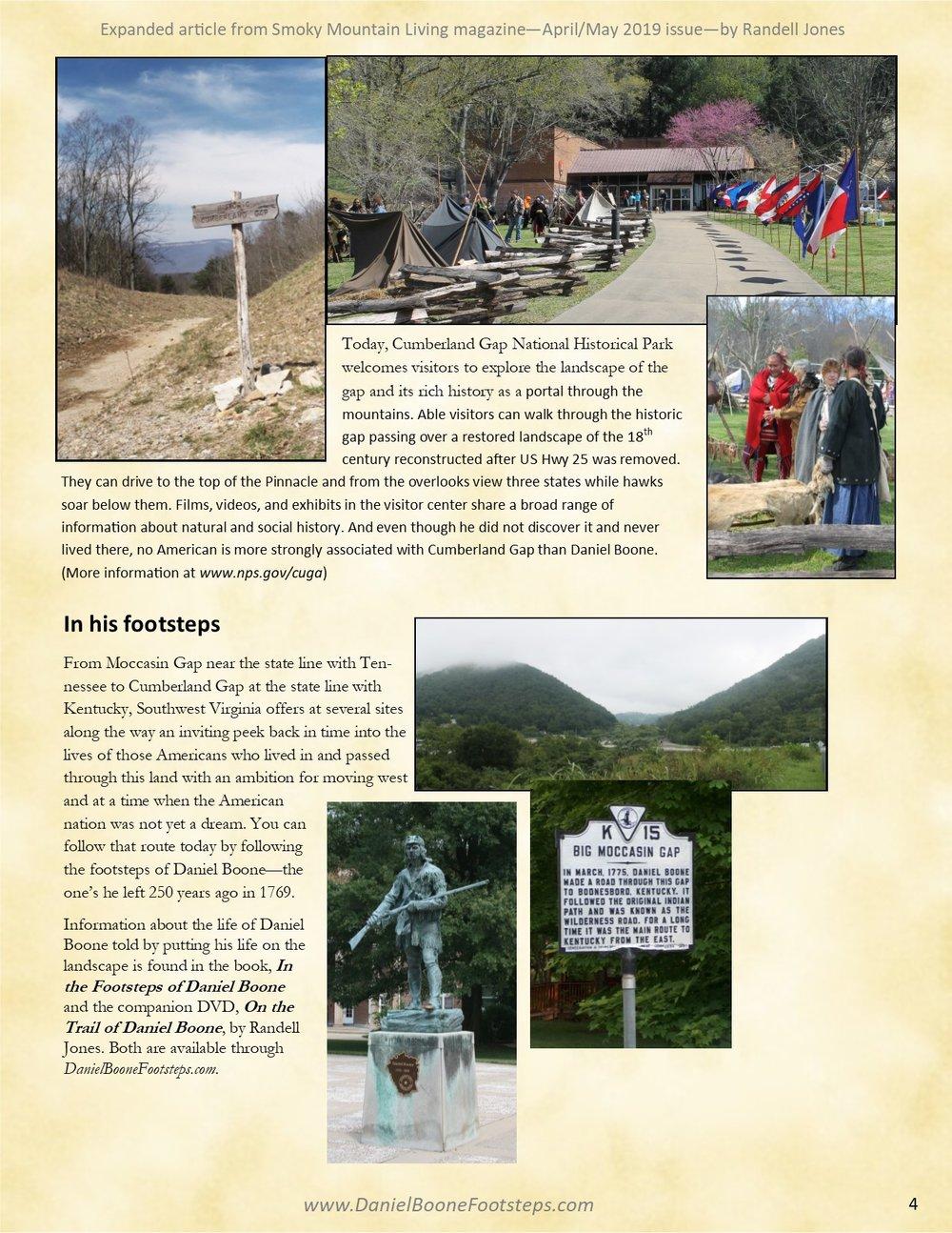 Daniel Boone Steps through Time - a few more steps - p4.jpg