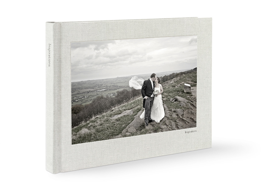 Albums & Books - There are three different photo book albums available. Each one is carefully custom designed and edited to best reflect the special moments from your wedding day. You can find out more information about the range on the Photo book and Albums pageAlbums start from… £150