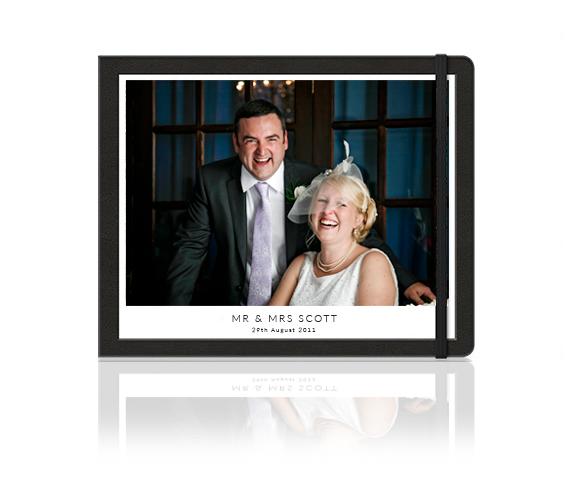 Deluxe Photo Book Album - Price: £285 Pre Order Price: £240More Info