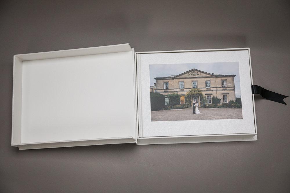 Premium Photo Book Album - Price: £450 Pre Order Price: £375More Info