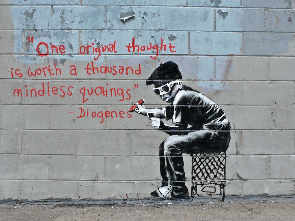 Banksy, Original Thought.jpg