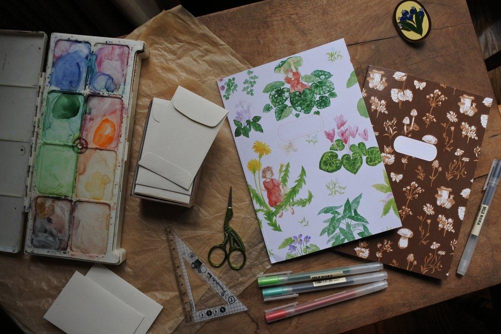 Cottonbook Stationery