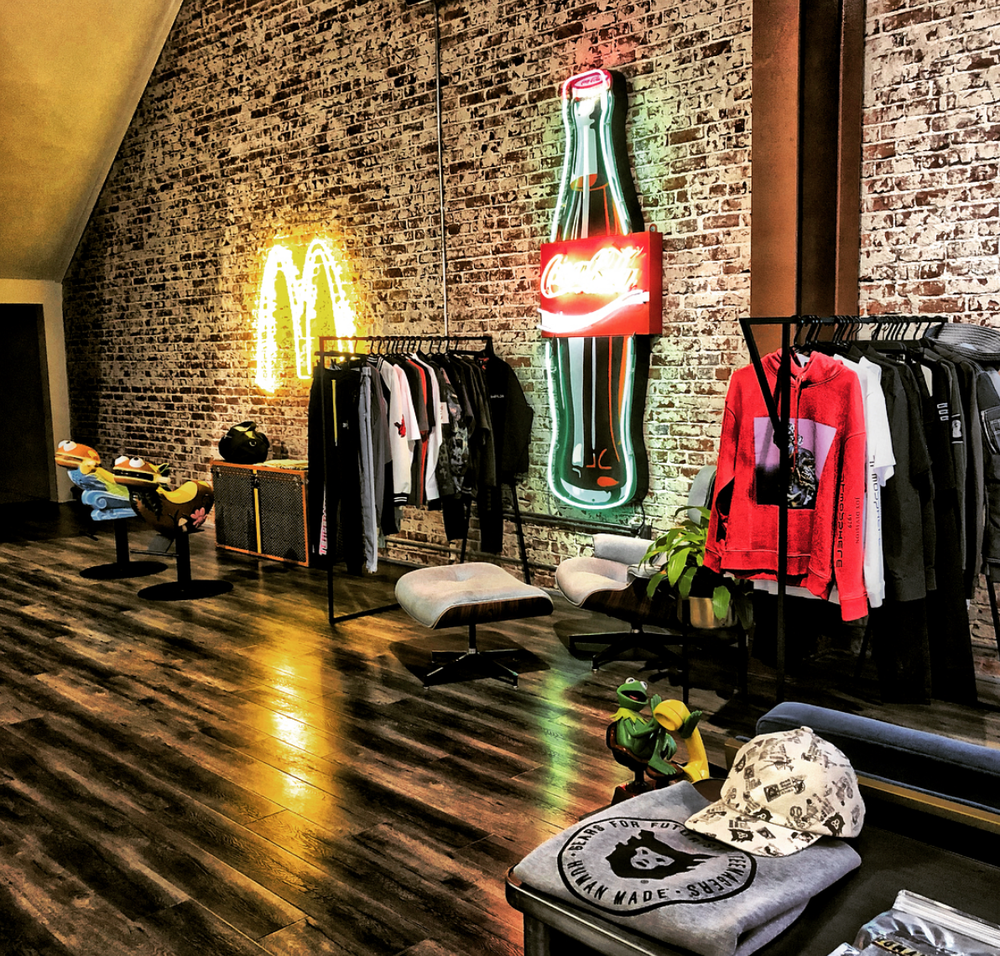 💡RSVP GALLERY 💡 - A conceptual retail experience for men's contemporary fashion and streetwear.https://rsvpgallery.com/📍905 S Hill St, Los Angeles, CA 90015
