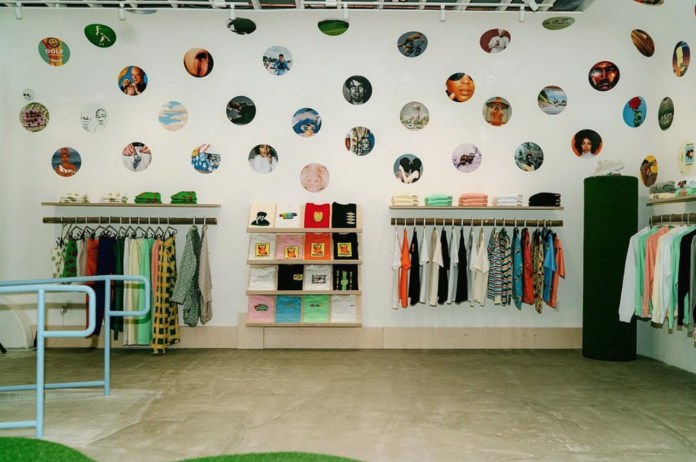 Golf wang - A destination for men's contemporary fashion and streetwear started by rapper Tyler, the Creator.golfwang.com📍350 N Fairfax Ave, Los Angeles, CA 90036