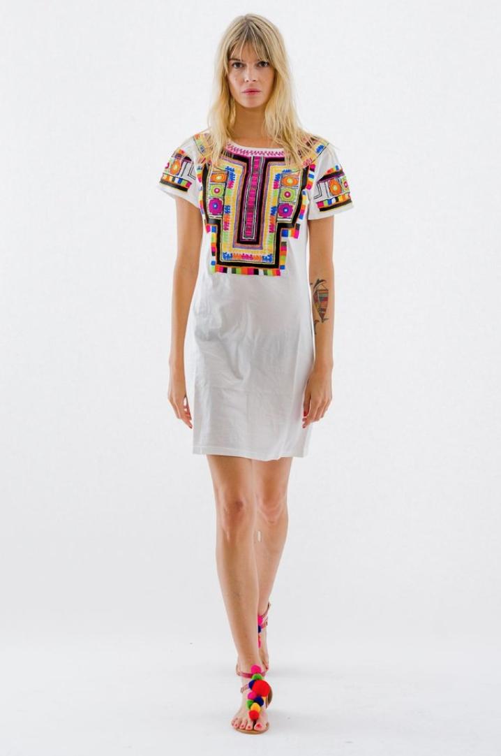 Kusko T-shirt Dress - $225
