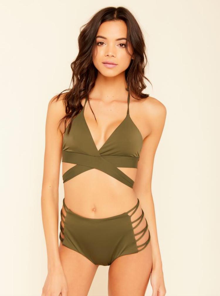 Olive Bikini - $128